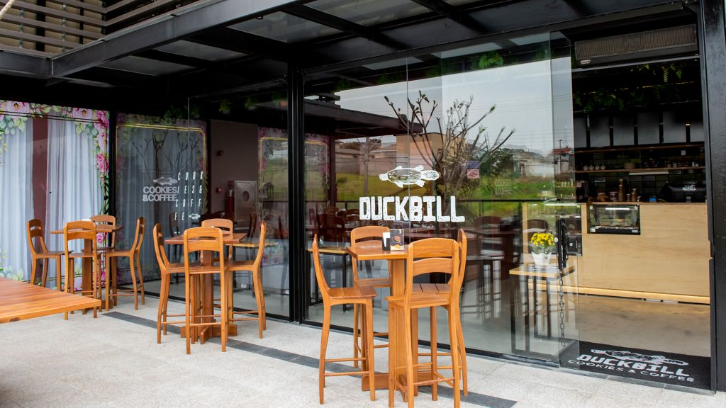 Duckbill Cookies & Coffee Pátio Villa Branca